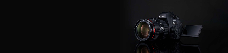 Canon: DSLR & Mirrorless Cameras, Printers, Lenses & Ink