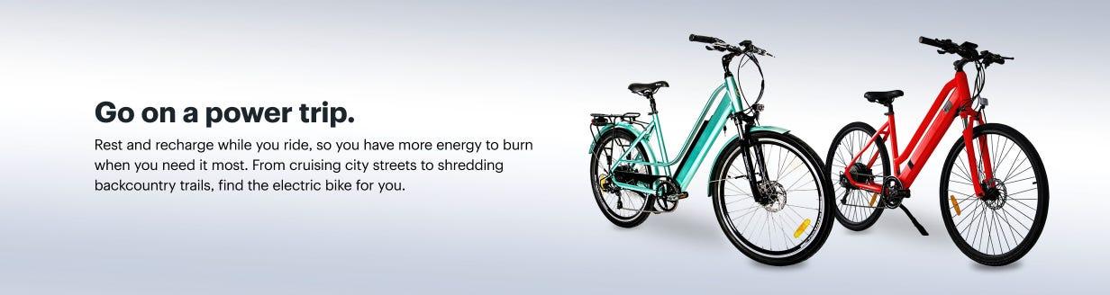 Electric Bikes & E Bikes | Best Buy Canada