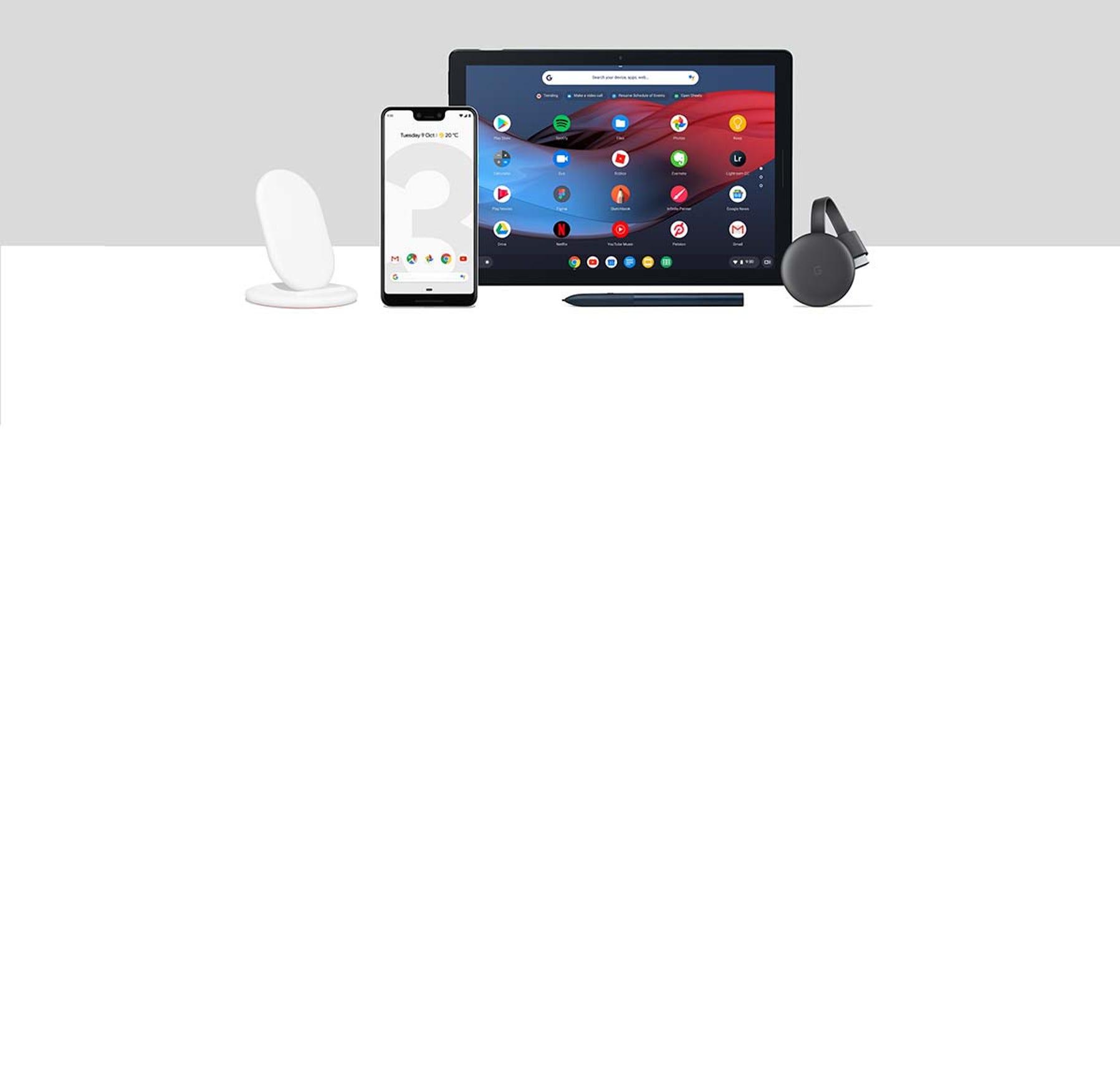 Google Store: Chromecast, Home, Pixel & Wifi | Best Buy Canada